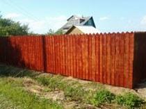 строить забор, ограждение город Бердск