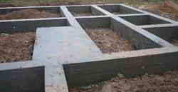 Строительство фундамента в Бердске и пригороде