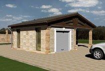 Строительство гаражей в Бердске и пригороде