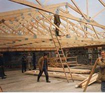 Строительство крыш в Бердске и пригороде