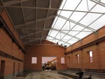 Строительство складов в Бердске и пригороде