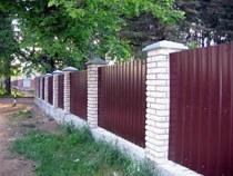 Строительство заборов, ограждений в Бердске